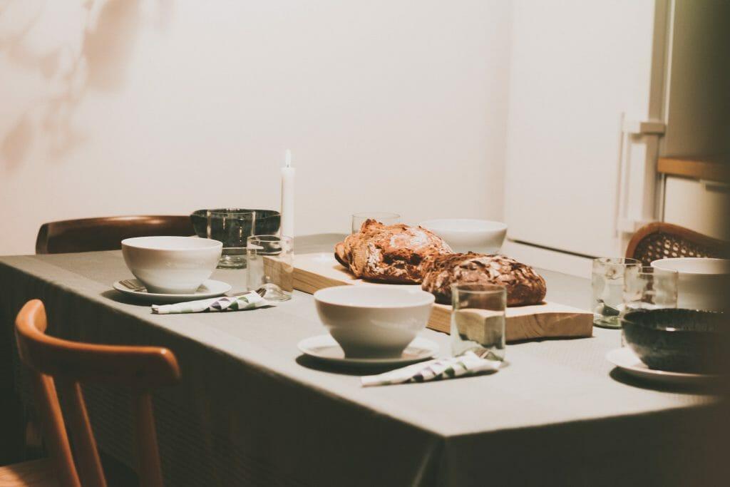 Maak contact met elkaar en filosofeer tijdens een lunch